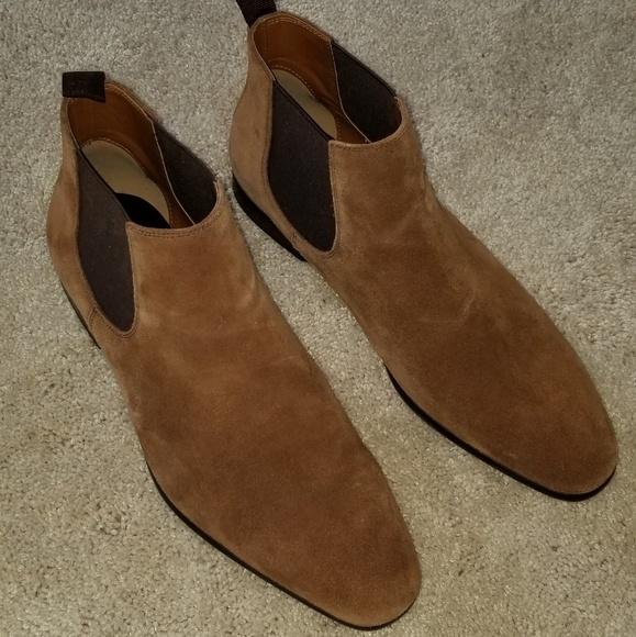 Rail Shoes   Edward Chelsea Boot   Poshmark